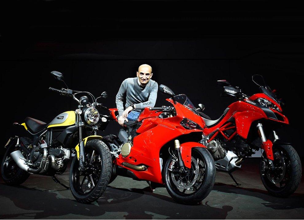 Ducati le novità moto 2015