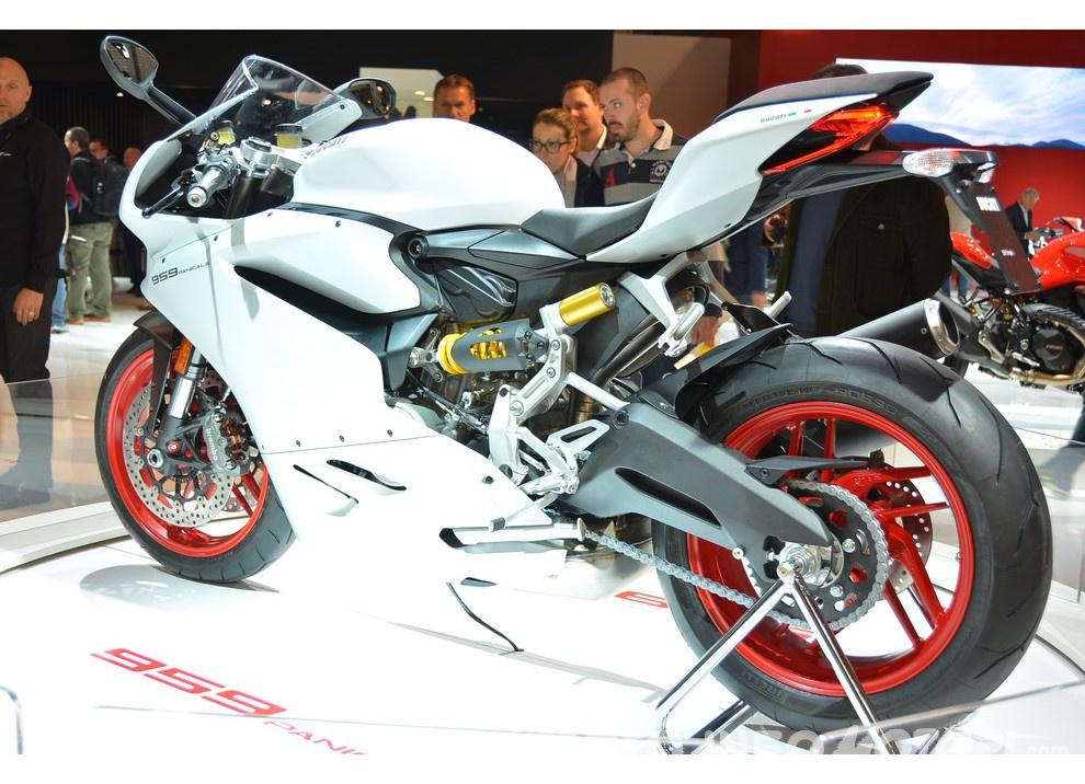 Ducati Panigale 959 presentata ufficialmente - Foto 4 di 8