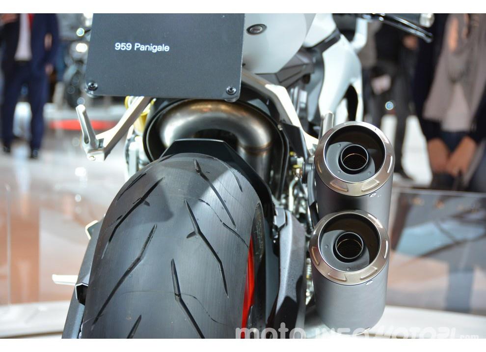 Ducati Panigale 959 presentata ufficialmente - Foto 7 di 8