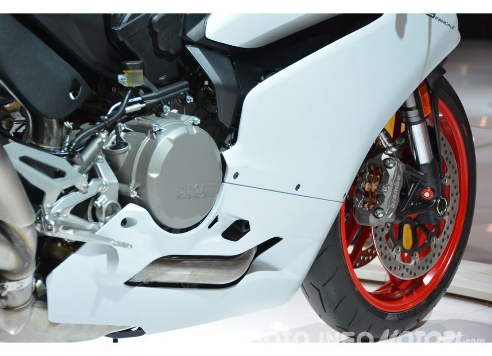 Ducati Panigale 959 presentata ufficialmente - Foto 5 di 8