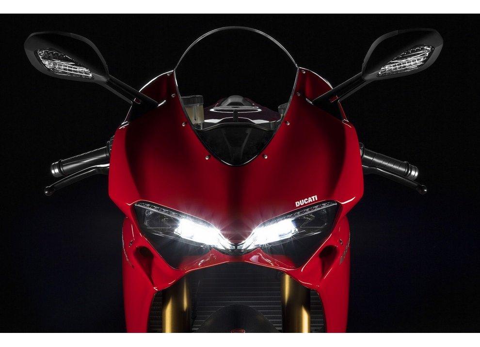 Ducati Panigale. - Foto 1 di 9