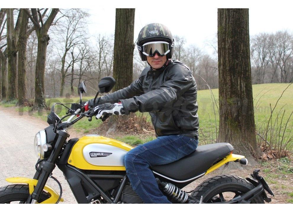 Ducati Scrambler: long test ride, prestazioni caratteristiche e prezzi - Foto 22 di 73