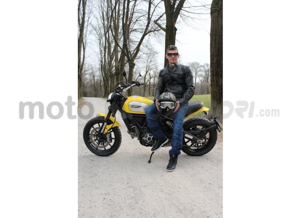 Ducati Scrambler: long test ride, prestazioni caratteristiche e prezzi - Foto 28 di 73