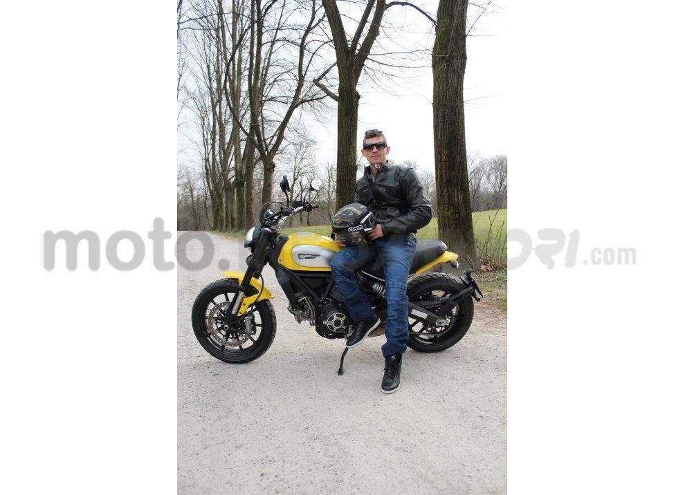 Ducati Scrambler: long test ride, prestazioni caratteristiche e prezzi - Foto 30 di 73
