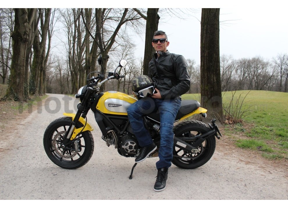Ducati Scrambler: long test ride, prestazioni caratteristiche e prezzi - Foto 32 di 73