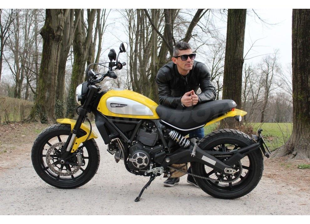 Ducati Scrambler: long test ride, prestazioni caratteristiche e prezzi - Foto 34 di 73