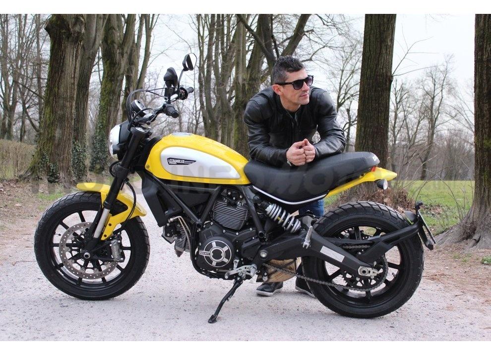 Ducati Scrambler: long test ride, prestazioni caratteristiche e prezzi - Foto 37 di 73