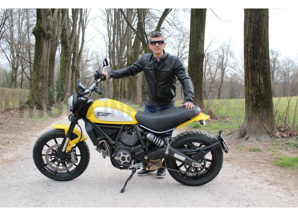 Ducati Scrambler: long test ride, prestazioni caratteristiche e prezzi - Foto 38 di 73
