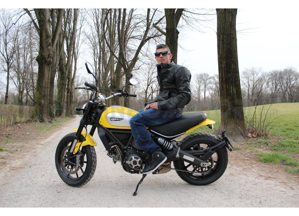 Ducati Scrambler: long test ride, prestazioni caratteristiche e prezzi - Foto 40 di 73