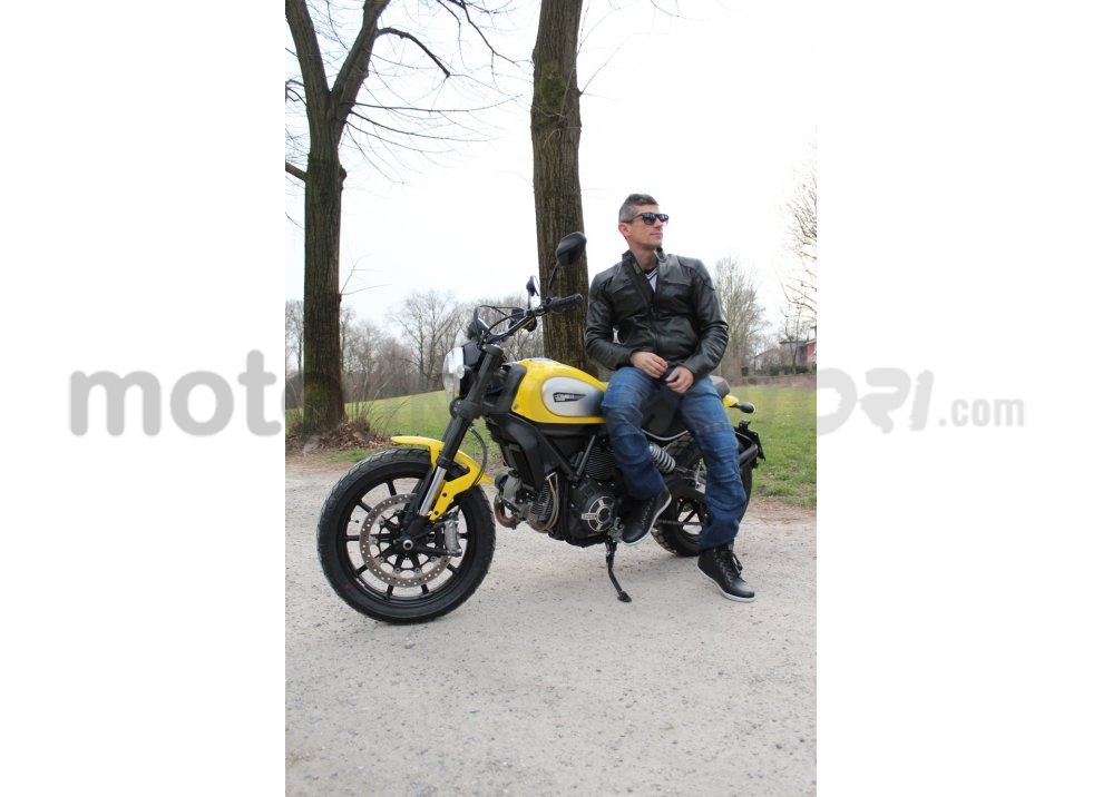 Ducati Scrambler: long test ride, prestazioni caratteristiche e prezzi - Foto 42 di 73