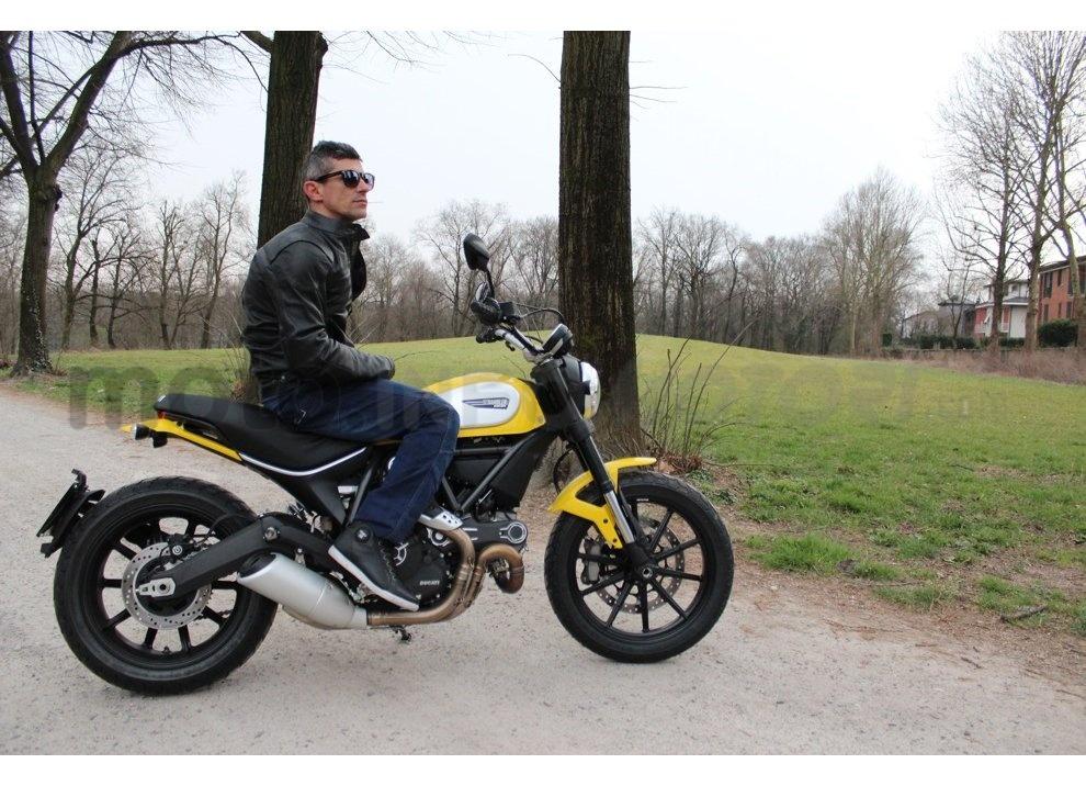 Ducati Scrambler: long test ride, prestazioni caratteristiche e prezzi - Foto 45 di 73