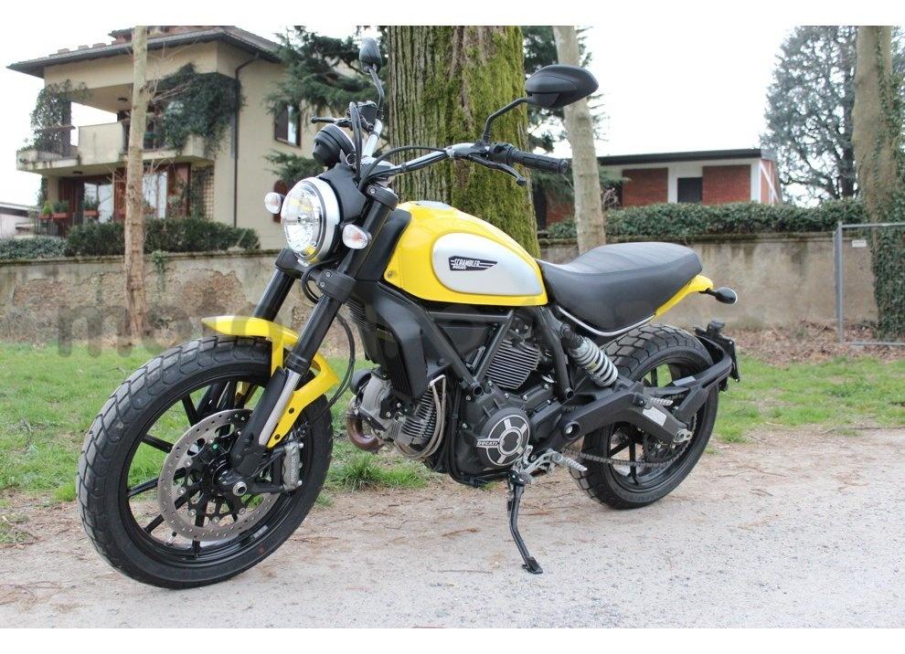 Ducati Scrambler: long test ride, prestazioni caratteristiche e prezzi - Foto 52 di 73