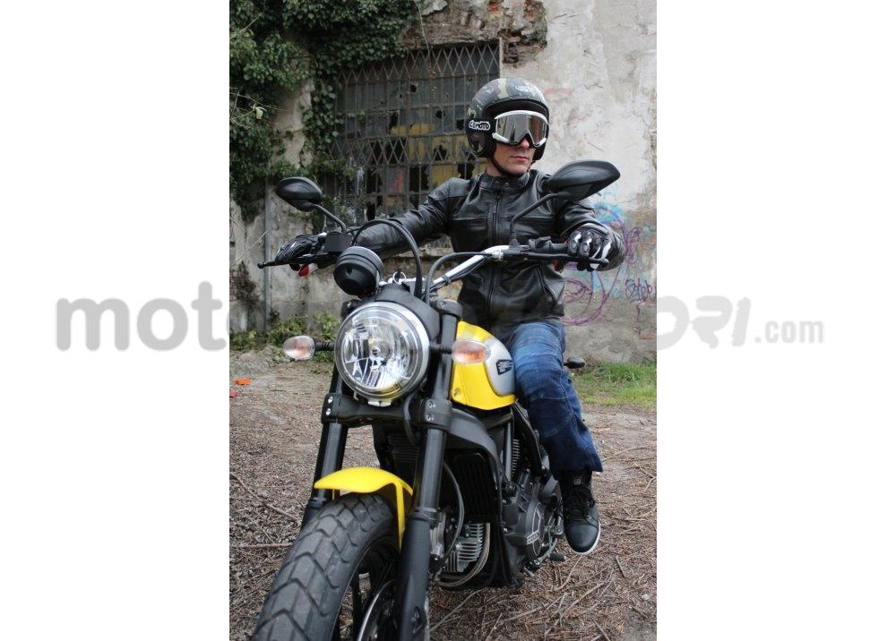 Ducati Scrambler: long test ride, prestazioni caratteristiche e prezzi - Foto 56 di 73