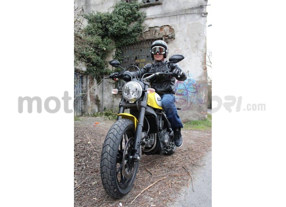 Ducati Scrambler: long test ride, prestazioni caratteristiche e prezzi - Foto 59 di 73