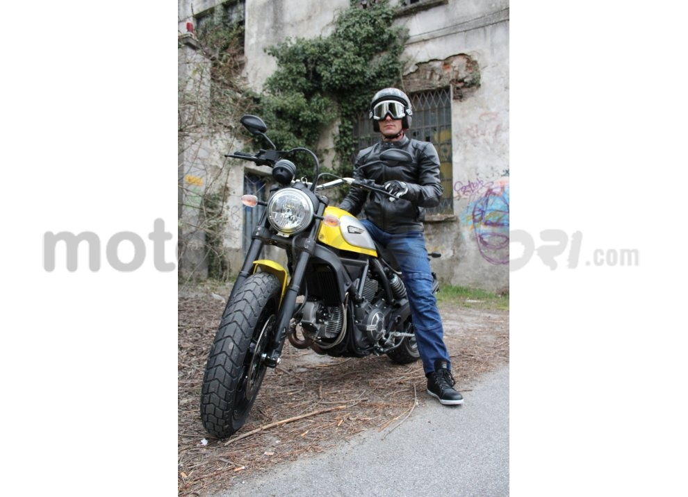 Ducati Scrambler: long test ride, prestazioni caratteristiche e prezzi - Foto 60 di 73