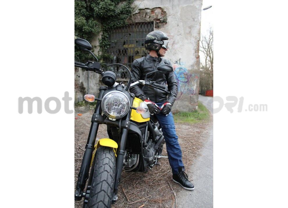 Ducati Scrambler: long test ride, prestazioni caratteristiche e prezzi - Foto 63 di 73