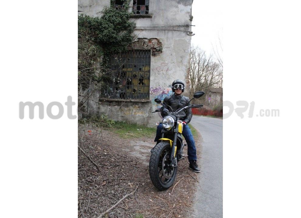 Ducati Scrambler: long test ride, prestazioni caratteristiche e prezzi - Foto 66 di 73