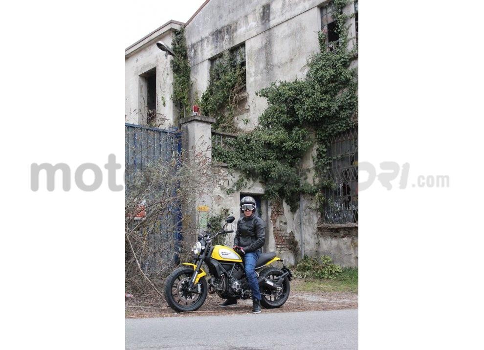 Ducati Scrambler: long test ride, prestazioni caratteristiche e prezzi - Foto 73 di 73