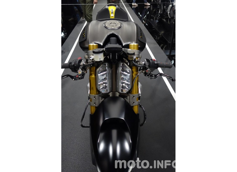 Ducati XDiavel DraXter: un concept sportivo al Motor Bike Expo 2016 - Foto 2 di 8