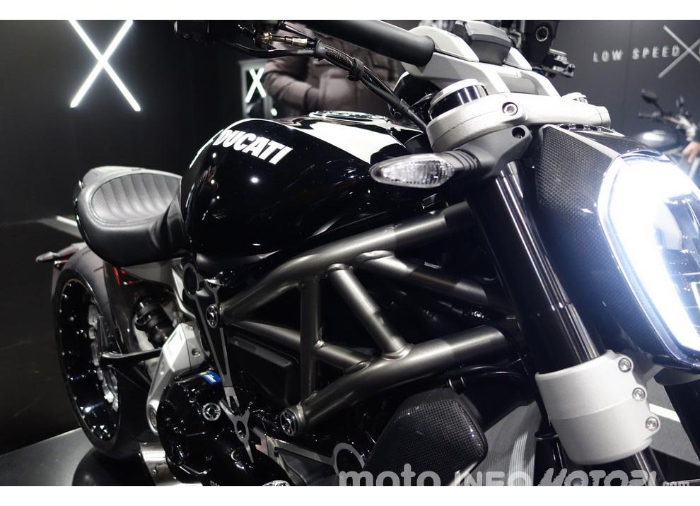 Ducati XDiavel DraXter: un concept sportivo al Motor Bike Expo 2016 - Foto 5 di 8