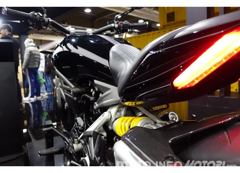 Ducati XDiavel DraXter: un concept sportivo al Motor Bike Expo 2016 - Foto 6 di 8