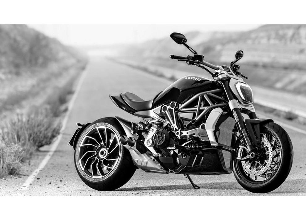 Ducati XDiavel DraXter: un concept sportivo al Motor Bike Expo 2016 - Foto 7 di 8