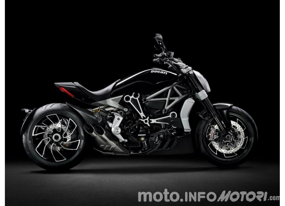 Ducati XDiavel DraXter: un concept sportivo al Motor Bike Expo 2016 - Foto 8 di 8