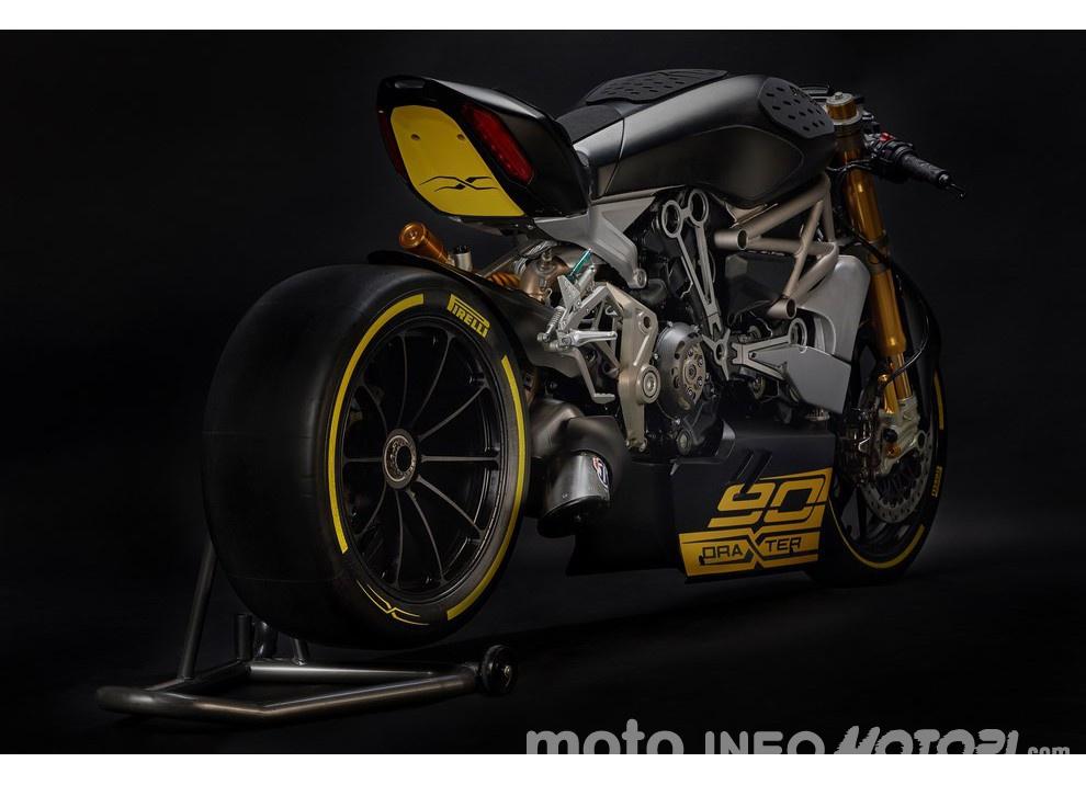 Ducati XDiavel DraXter: un concept sportivo al Motor Bike Expo 2016 - Foto 4 di 8