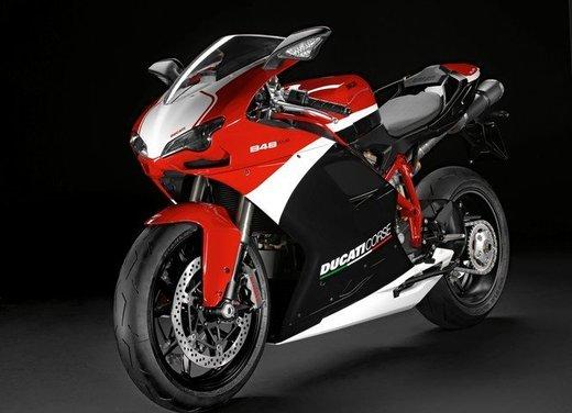 Motodays 2012: novità da Ducati, Piaggio, Aprilia, Moto Guzzi - Foto 10 di 17