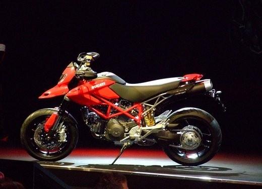 Ducati Hypermotard 1100 Evo - Foto 3 di 8