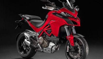 Ducati Multistrada V4 2020, il nuovo crossover di Borgo Panigale