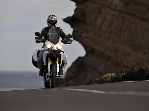 Ducati Multistrada 1200 – Test Ride - Foto 5 di 30