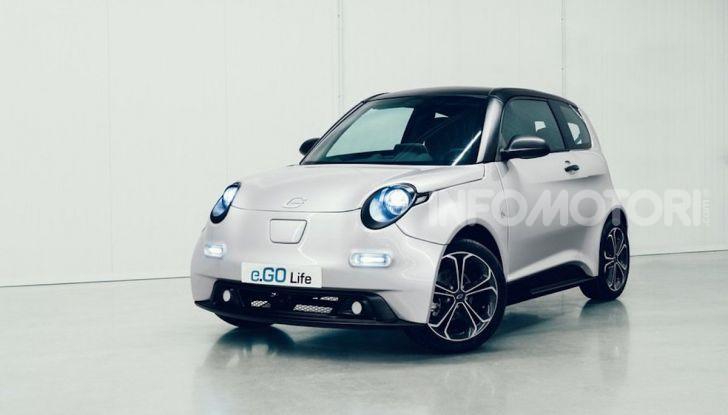 e.Go Life: l'auto elettrica tedesca che costa 15.900€ - Foto 23 di 23