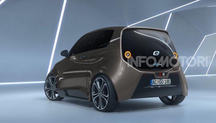 e.Go Life: l'auto elettrica tedesca che costa 15.900€ - Foto 20 di 23