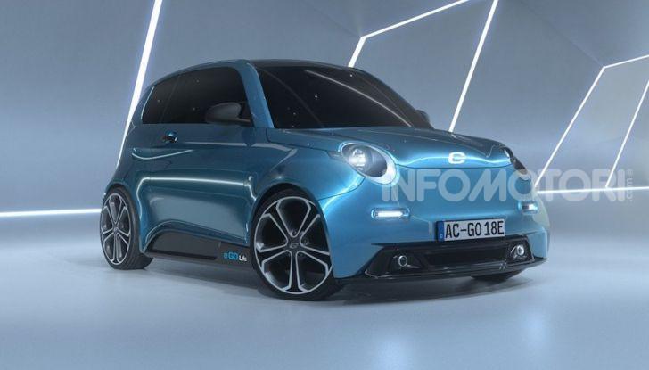 e.Go Life: l'auto elettrica tedesca che costa 15.900€ - Foto 19 di 23