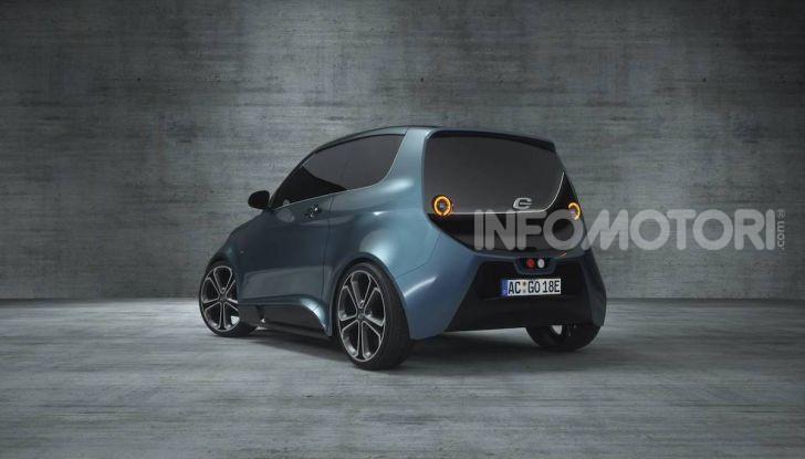 e.Go Life: l'auto elettrica tedesca che costa 15.900€ - Foto 18 di 23