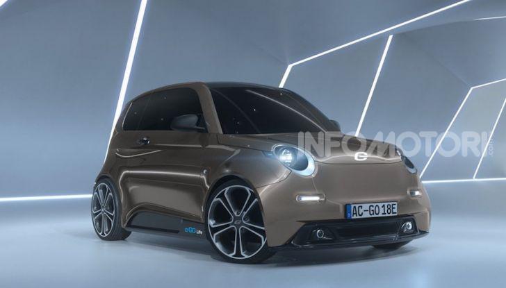 e.Go Life: l'auto elettrica tedesca che costa 15.900€ - Foto 17 di 23