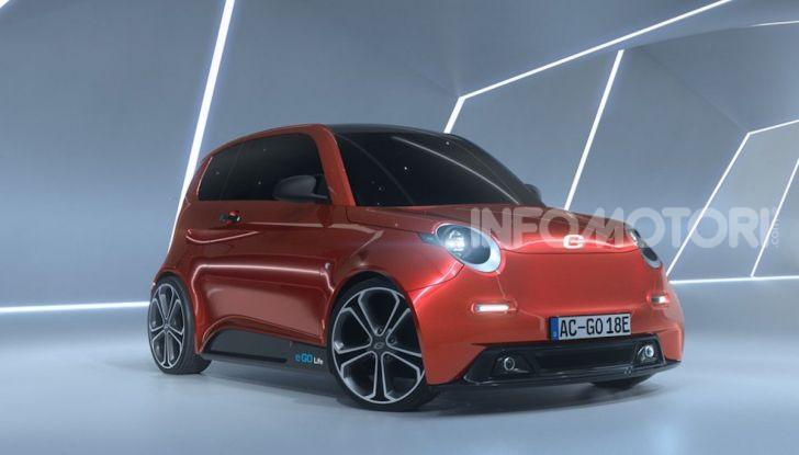 e.Go Life: l'auto elettrica tedesca che costa 15.900€ - Foto 15 di 23