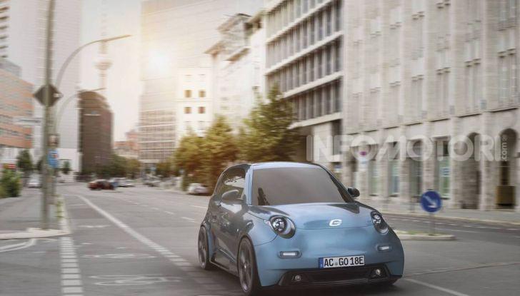 e.Go Life: l'auto elettrica tedesca che costa 15.900€ - Foto 8 di 23