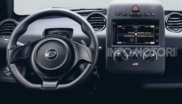 e.Go Life: l'auto elettrica tedesca che costa 15.900€ - Foto 14 di 23