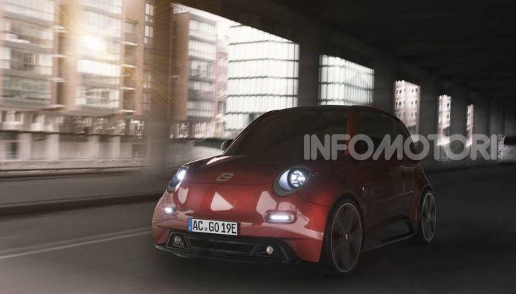 e.Go Life: l'auto elettrica tedesca che costa 15.900€ - Foto 7 di 23