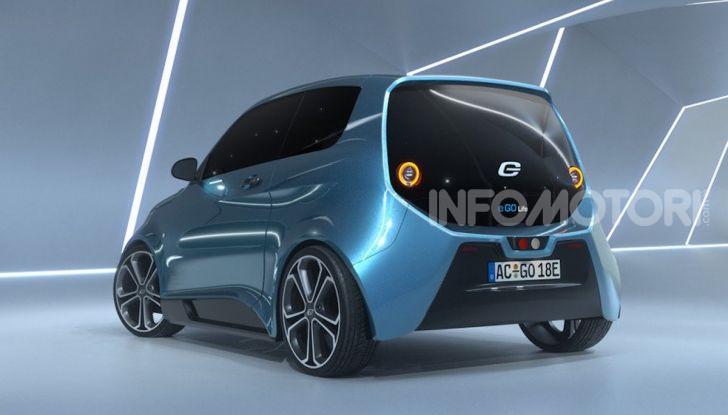 e.Go Life: l'auto elettrica tedesca che costa 15.900€ - Foto 11 di 23