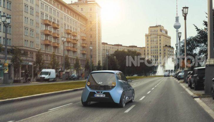 e.Go Life: l'auto elettrica tedesca che costa 15.900€ - Foto 6 di 23