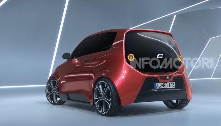 e.Go Life: l'auto elettrica tedesca che costa 15.900€ - Foto 22 di 23