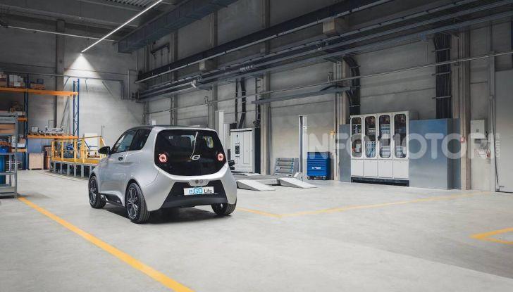 e.Go Life: l'auto elettrica tedesca che costa 15.900€ - Foto 3 di 23