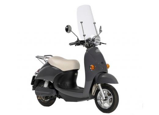Ebretti, arriva in Italia lo scooter elettrico olandese - Foto 1 di 9