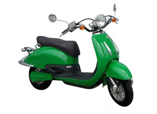 Ebretti, arriva in Italia lo scooter elettrico olandese - Foto 4 di 9