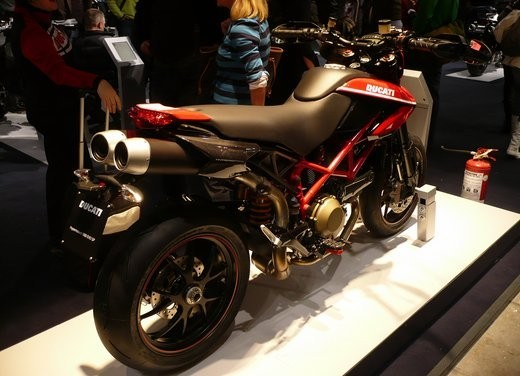 Ducati Hypermotard 1100 Evo - Foto 8 di 8