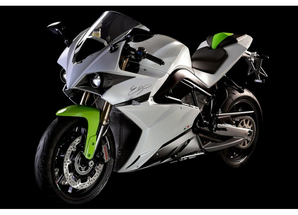 Energica Ego: elettrica, supersportiva da 140CV e made in italy