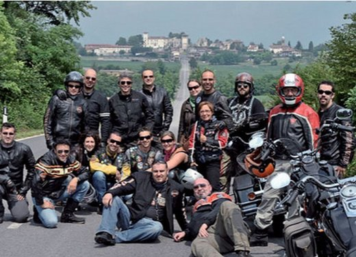 Moto Guzzi al Biker Fest 2012 a Lignano Sabbiadoro - Foto 7 di 20